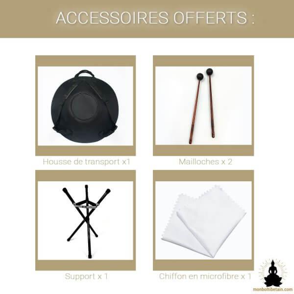 handpan accessoires